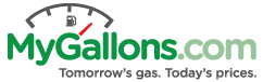 MyGallons save money on gas