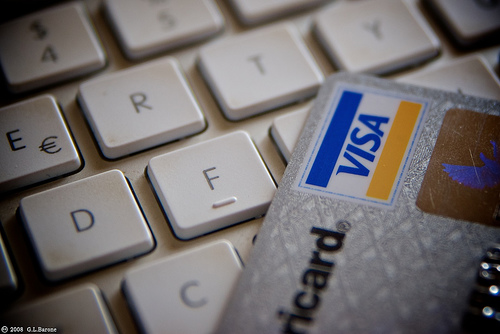 Pay taxes with credit cards