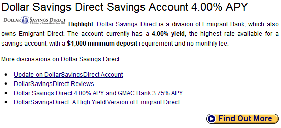 Best Online Savings Account Deals