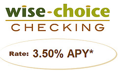 Wise-Choice Checking Account