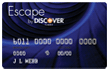 Discover Escape Card 25000 bonus miles