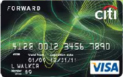 Cit Forward Credit Card