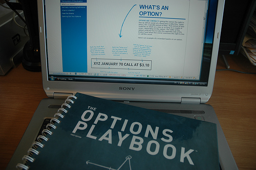 TradeKing Options Playbook