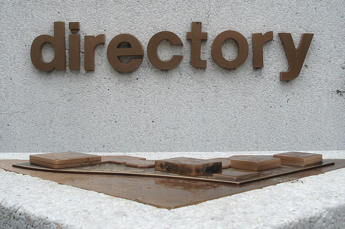 Financial directory
