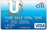Citi mtvU Card