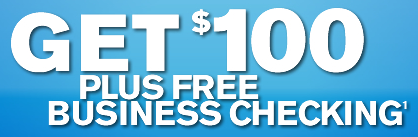 Chase Business Checking Account $100 Bonus