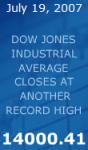dow jones high