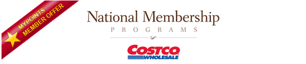 Costco membership coupon